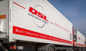 Systemgastronomie: Starkes Wachstum in Europa für Logistiker mit Handelsfunktion – Seit zehn Jahren versorgt die QSL erfolgreich Top-Brands des Quick-Service-Restaurant-Bereichs.