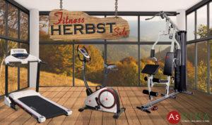 FITNESS HERBST ab dem 22. September bei AsVIVA – positive Sommer-Bilanz