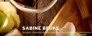 Sabine Beuke mit dem Thema Reizdarm (Blogg)