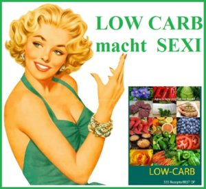 LOW CARB macht SEXI