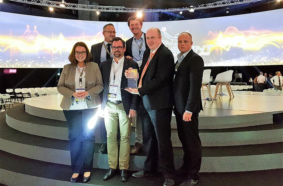 """Choice Hotels zeichnet Place Value Geschäftsführer Martin Kemmer als """"Developer of the Year"""" aus"""