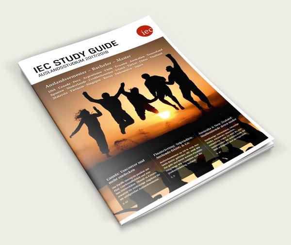 IEC STUDY GUIDE: ALLES ZUM AUSLANDSSTUDIUM
