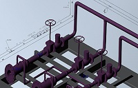 Mit neuer Version Rohrleitungsisometrien in PTC Creo® Piping erzeugen