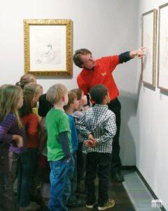 "KinderKulturTag im Museum ""Dalí – Die Ausstellung am Potsdamer Platz"" am 22. Oktober 2017"