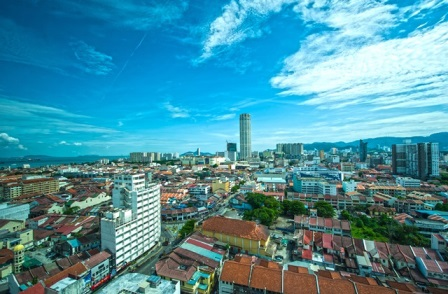 PENANG-CITYSCAPE-2-web-groß Penang – Die Perle des Orients Christmas-Shopping mit Strandurlaub verbinden