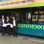 Connexxion uses IVU standard solution to provide e-ticketing