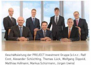 PROJECT Investment Gruppe legt Leistungsbilanz 2016 vor