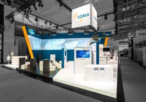 VDMA_Drinktec_München_Messestand_07-300x210 VDMA: Wassermanagement und Industrie 4.0 kreativ aufbereitet
