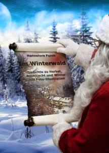 Nikolaustipp Im Winterwald: Gedichte zu Herbst, Weihnacht und Winter mit Foto-Illustration