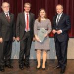 VDV-Preis 2017 für beste Abschlussarbeit geht an Lisa Knopp B.Sc.