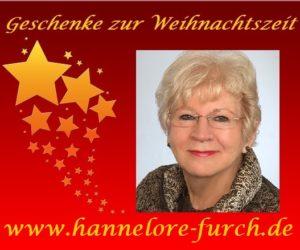 Geschenke zur Weihnachtszeit: Bücher von Dr. phil. Hannelore Furch