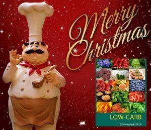 27-300x259 Weihnachtspräsente: Low-Carb: 555 Rezepte/Best Of