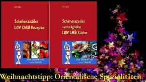 Weihnachtstipp: Orientalische Spezialitäten