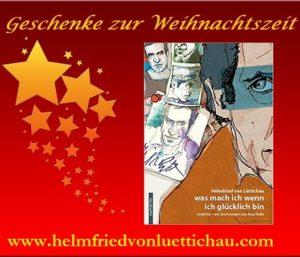 Geschenke zur Weihnachtszeit: Gedichte von Helmfried von Lüttichau