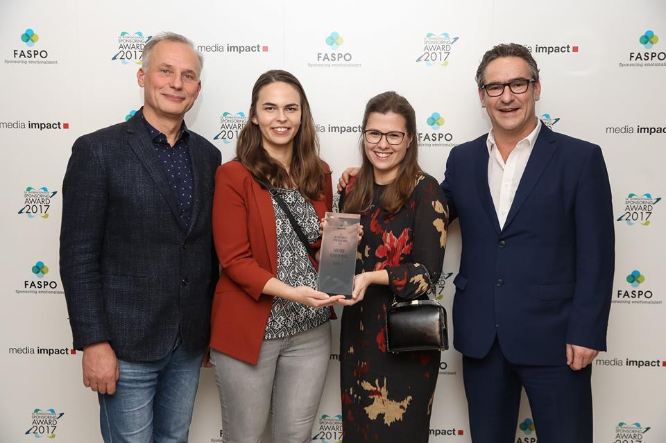 """Causales mit """"Livetime Achievement Award"""" in der Kategorie """"Agentur des Jahres"""" ausgezeichnet"""