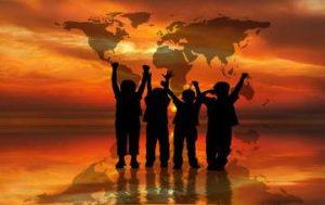 Jedes Kind hat die gleichen Rechte, egal wo es aufwächst und lebt