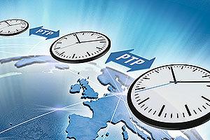 Echtzeitunterstützung für Precision Time Protocol
