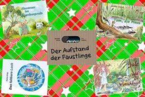 Verschenken Sie zu Weihnachten ein Buch!