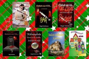 Weihnachten mit den Büchern von Daggi Geiselmann