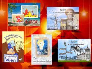 Weihnachtsfreude für Kinder aus dem Karina-Verlag
