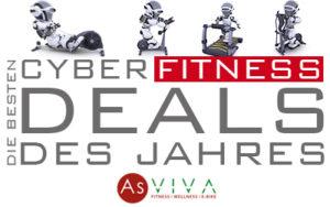 Cyber-Fitness-Woche ab dem 27. November bei AsVIVA mit 24 Stunden Top Angeboten