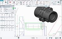 Kostenloses CAD: Neue Version 6.2 von MEDUSA4 Personal