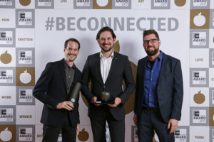 1 x Silver, 2 x Bronze – Dart Wins Three Times Precious Metal at Two Design Awards
