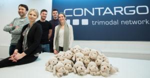 Tierisch gut: Contargo spendet für regionale Hilfsprojekte