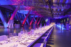 Maison van den Boer stellt Hamburger Cruise Center für Events zur Verfügung