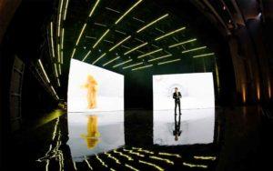 Bühnengestaltung von Jazzunique sorgte für neue Eindrücke bei den FAMAB Awards 2017 in Ludwigsburg