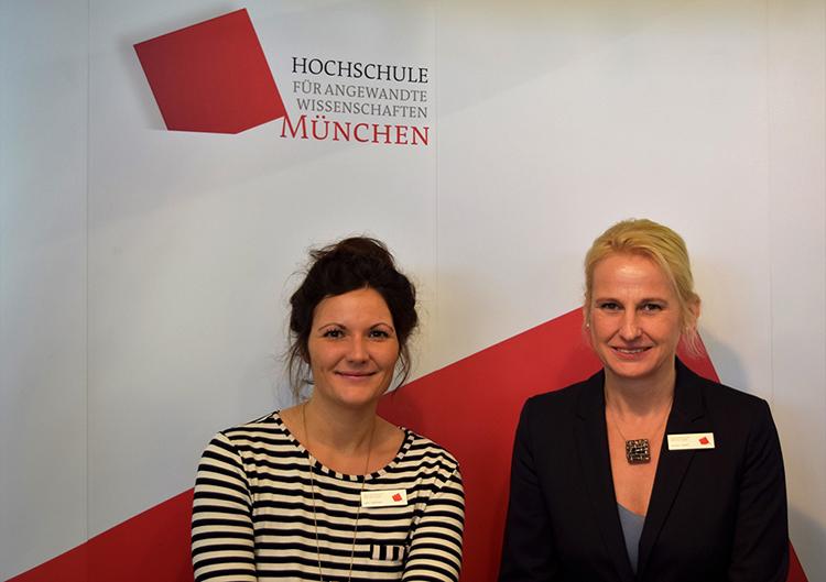 Hochschule München auf der neuen Weiterbildungsmesse myQ
