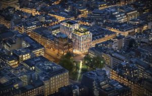 MANDARIN ORIENTAL PLANT NEUES LUXUSHOTEL MIT RESIDENCES IN MAYFAIR, LONDON