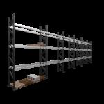 Palettenregal Dexion Speedlock P 90, gebraucht – Artikel des Monats bei Lagertechnik Becker