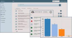 humbee-Screenshots-300x159 Neue, moderne IT-Lösung zur effizienten Zusammenarbeit macht Unternehmen produktiver und leistungsfähiger