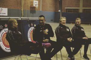 Dynamic Soccer School gastiert mit Schulprojekttagen an KGS