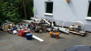 Schrotthändler Bergisch Gladbach | Abholung und Ankauf von Schrott