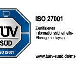 Informationssicherheit bei CSP auch in diesem Jahr wieder von TÜV Süd bestätigt