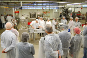 Auf der KIN-Bildungsstraße zum Traumjob in der Lebensmittelbranche