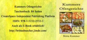 Kochbuchtipp: Kummers Ofengerichte
