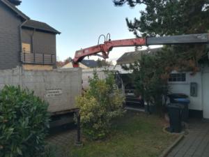 Schrott Abholung Wuppertal | Altmetalle Eisenschrott