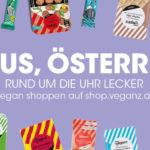 Vegan online shoppen mit Veganz – Jetzt auch in Österreich