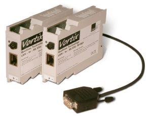 Vortix_Bridge_LAN_RS232-300x230 Mit VORTIX serielle Geräte ganz einfach ins Netzwerk einbinden
