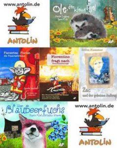 Weitere Bücher des Karina-Verlages bei Antolin