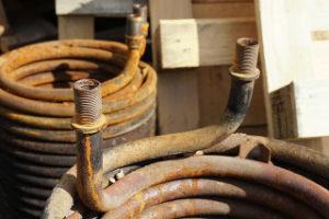 Schrottabholung Unna | Abholung und Ankauf von Schrott