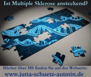 Ist Multiple Sklerose ansteckend?