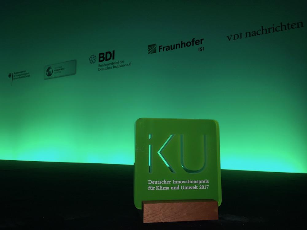 IKU Preis 2017 in Berlin