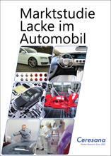 Schmuck und Schutz: Ceresana untersucht den Weltmarkt für Farben und Lacke in der Automobilindustrie