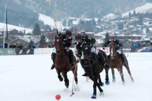 Optimahl übernahm kulinarische Betreuung beim Snow Polo in Kitzbühel
