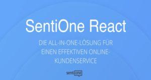 SentiOne startet Social CRM-Tool React