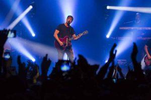 Sunrise Avenue touren mit ELATION